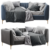 Pottery Barn / Avalon (Daybed leather)
