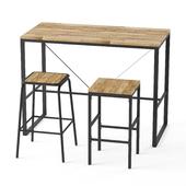 Hiba_stool_and_table_set_1