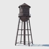Водонапорная башня (США)