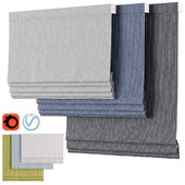 Roman Curtains 91 | Next | Nestor Roman Blind
