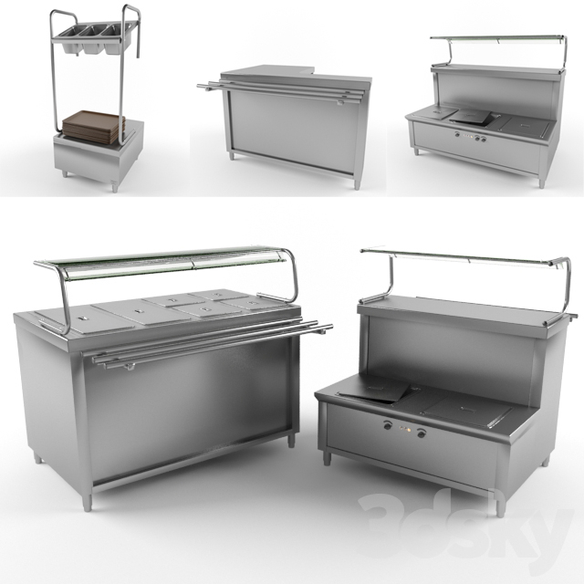 Equipment for public catering