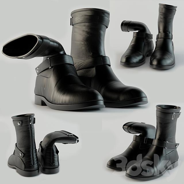 ZARA men's boots