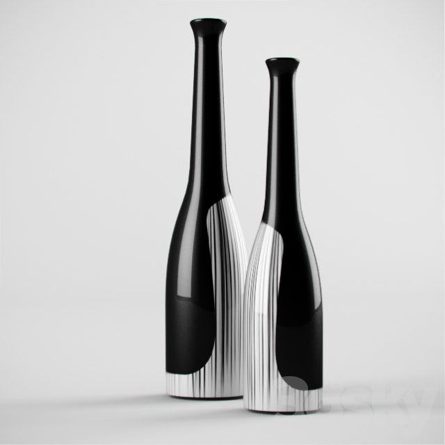 b&w bottles