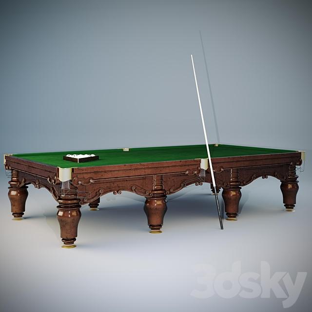 """Billiard table """"Emperor"""""""
