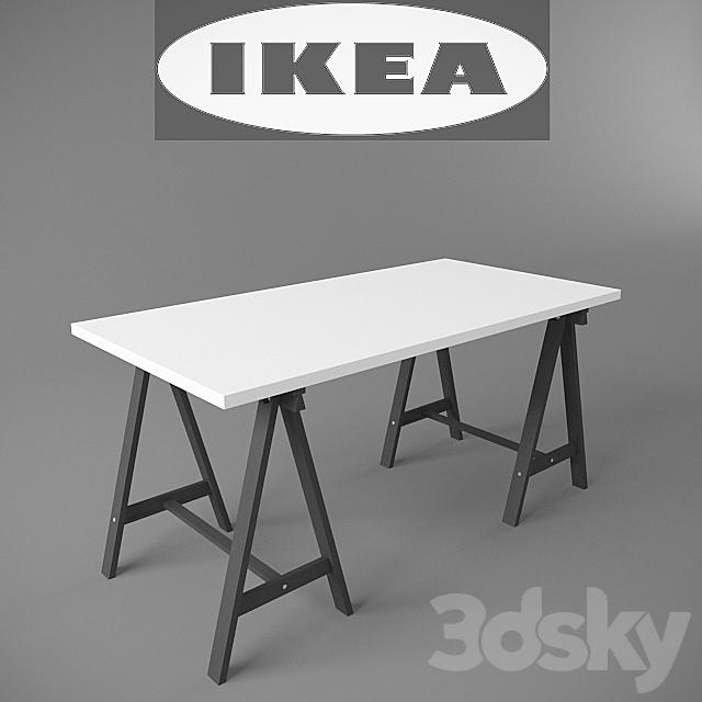 IKEA LINNMON ODWALD