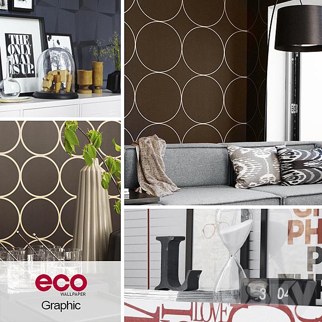 Desktop ECO Wallpaper, Graphic collection