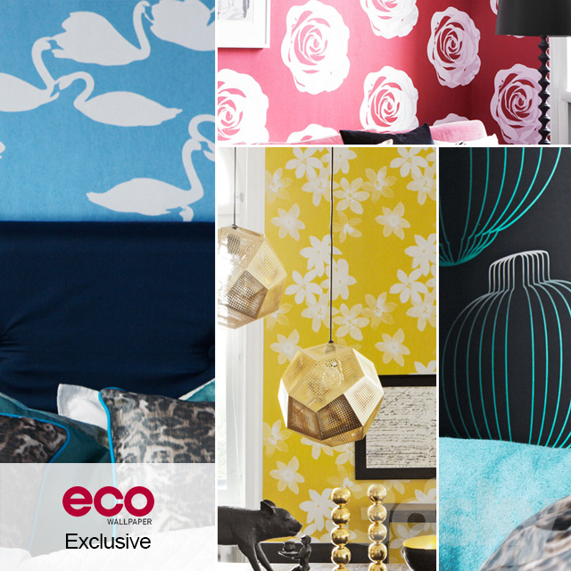 Wallpapers ECO, Exclusive Collection