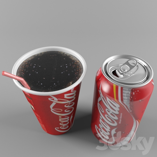 can and coca cola cup