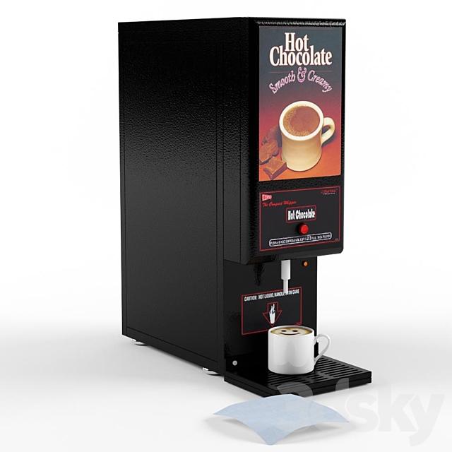 Cecilware GB1HC-CP Hot Chocolate Dispenser