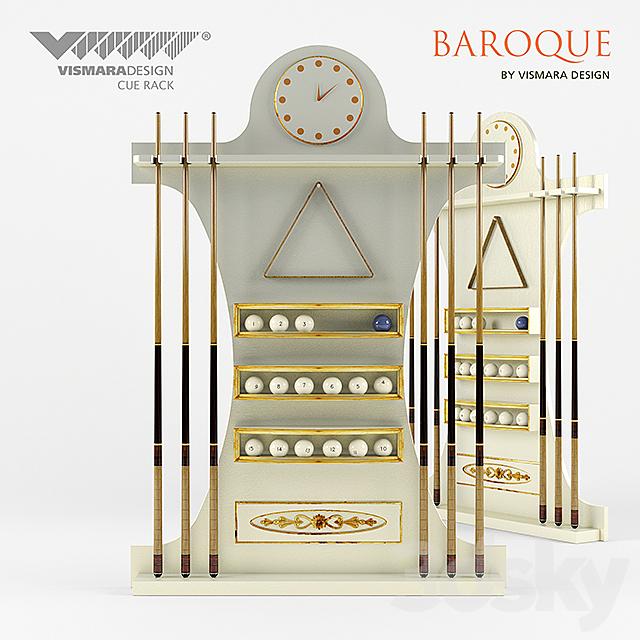 Vismara Cue Rack Baroque