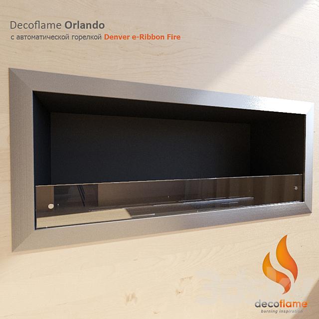 Biofireplace Decoflame Orlando