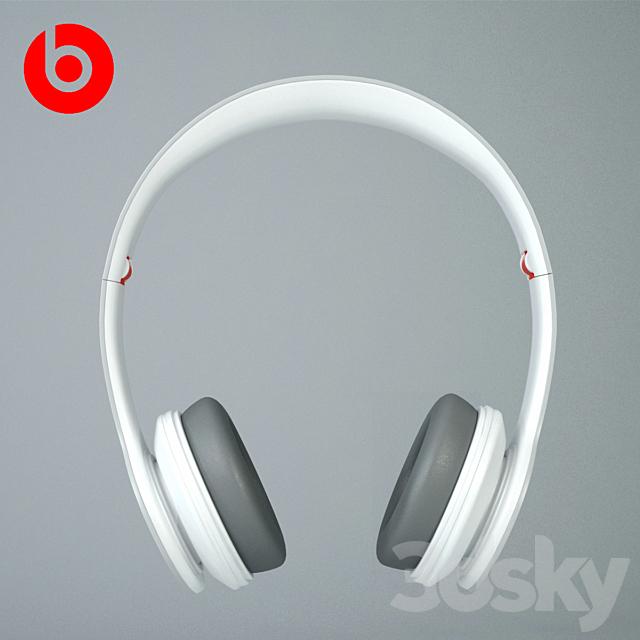 Headphones Monster Beats Solo HD