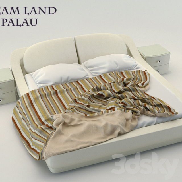 Bed Palau