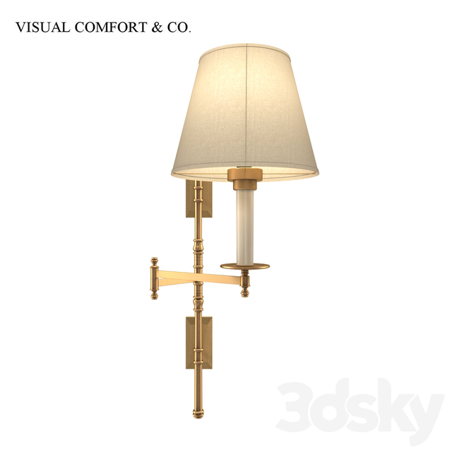 Visual comfort and Co LampCHD5102AB