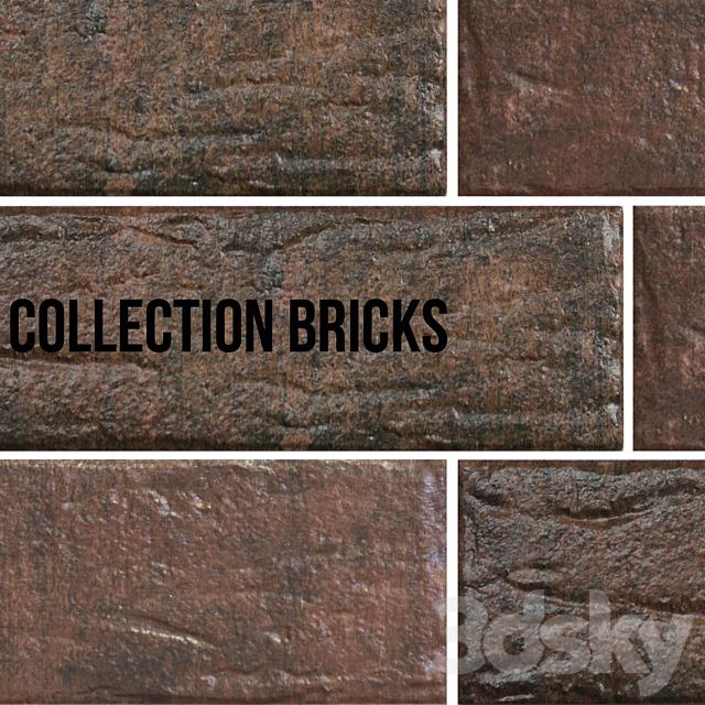 "Collection ""Bricks"""