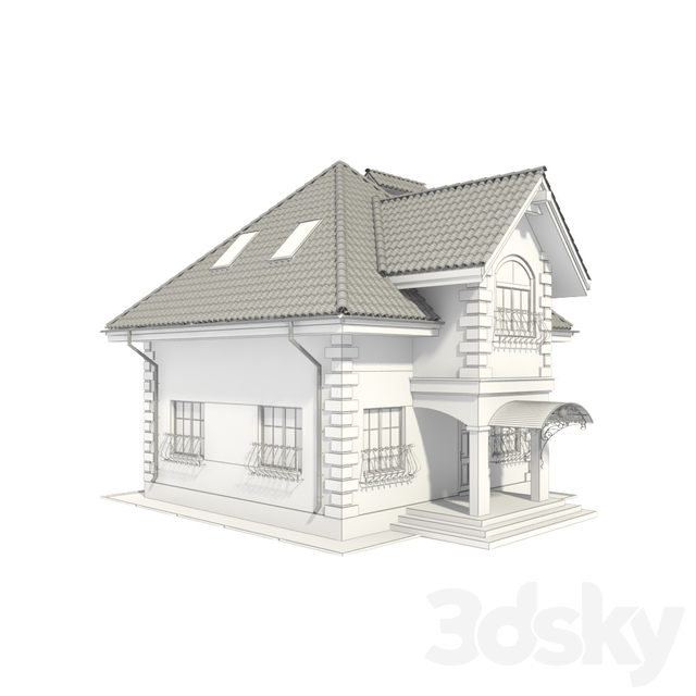 A small cottage