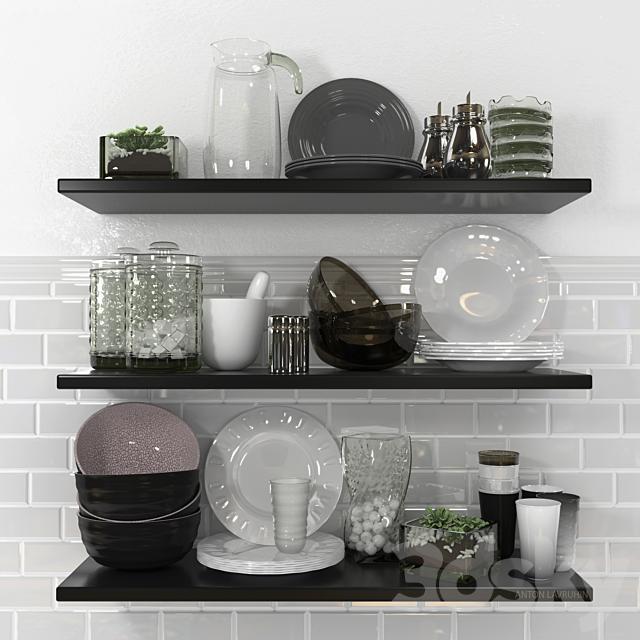 Home kitchen set