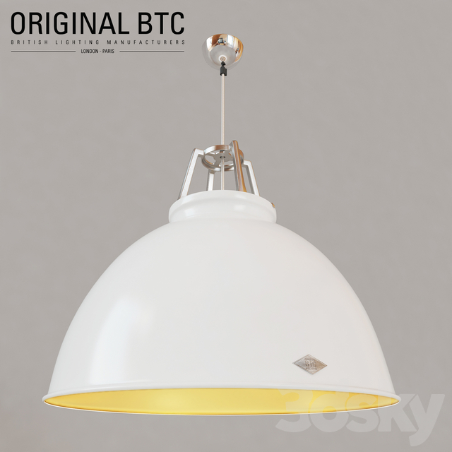 original btc titan