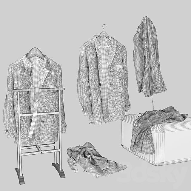 Coats male