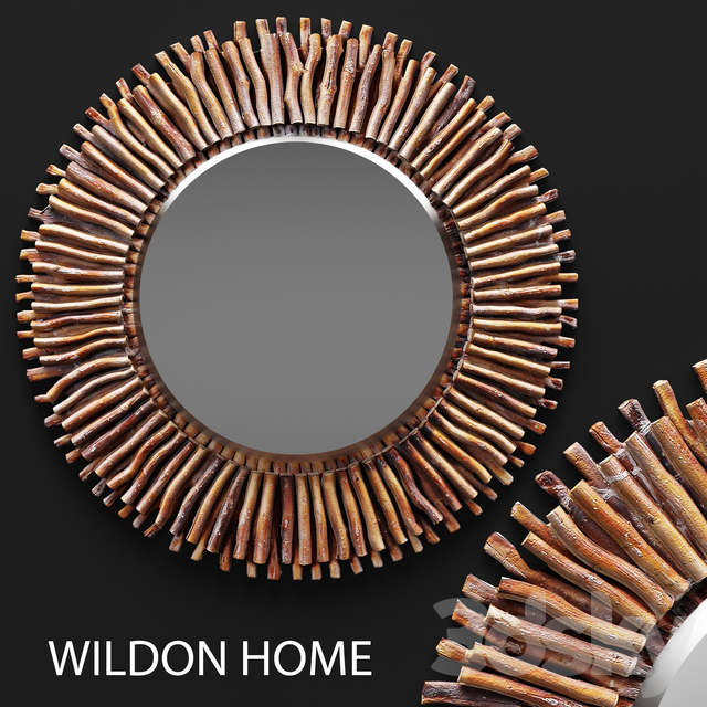 Piper Wall Mirror by Wildon Home ®