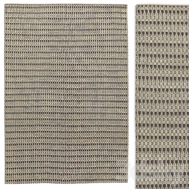 Carpet DorisLeslieBlau S.Siegel Contemporary Rug N1129