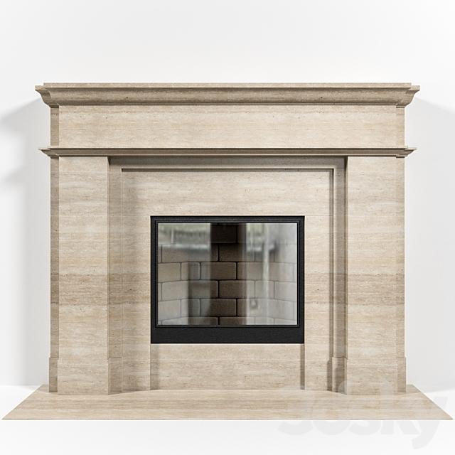 Palermo Fireplace