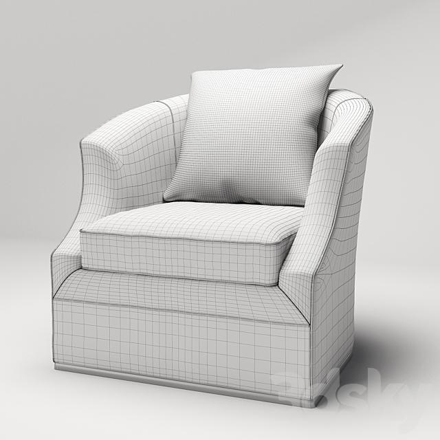 Armchair Sally Swivel Chair