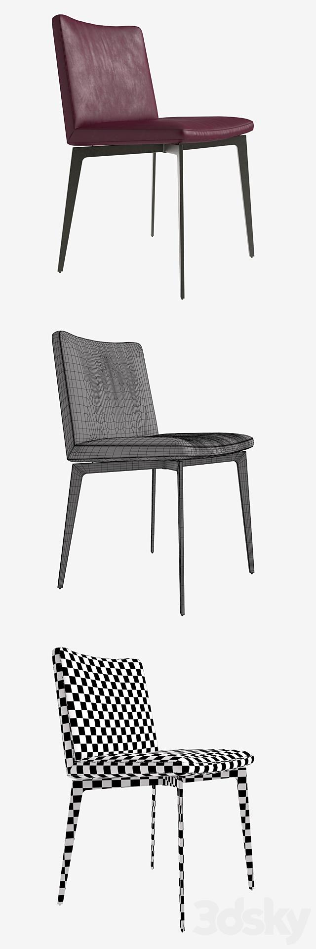 Chair Alivar Flexa chair h81 x w49 x d50 Art. SFX1
