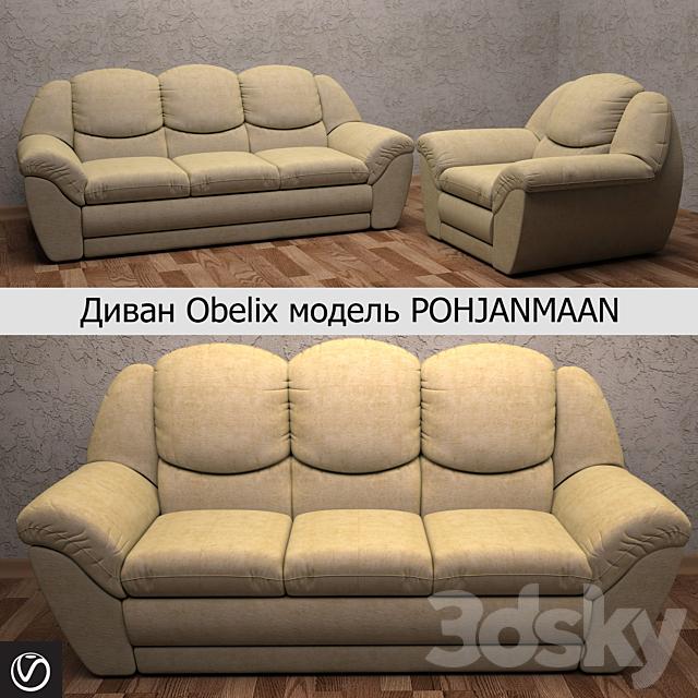 Sofa Obelix