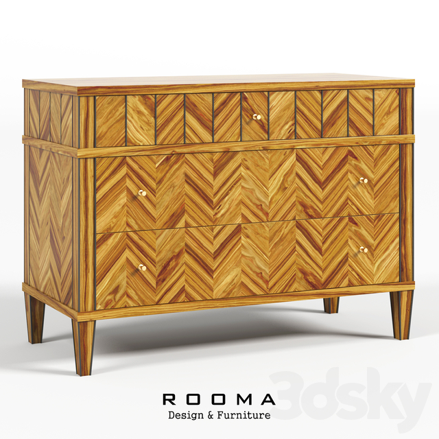 Chest Louvre Rooma Design