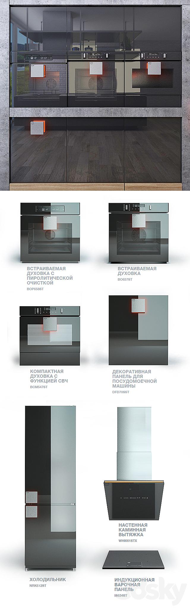 Gorenje - line design by Philippe Starck