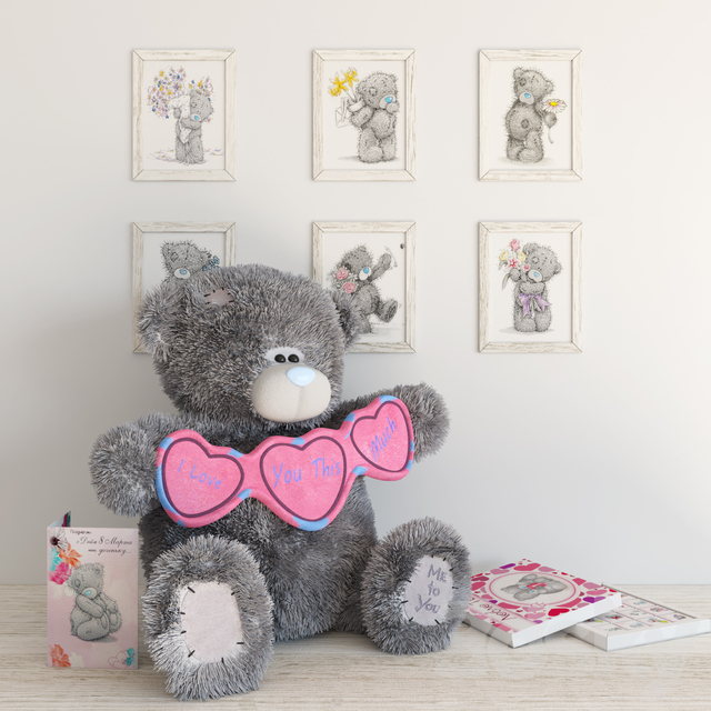 """Teddy Bear """"Love you This much"""""""
