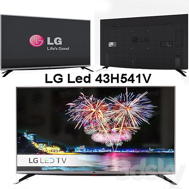 Lg Led TV 43H541V (108cm)