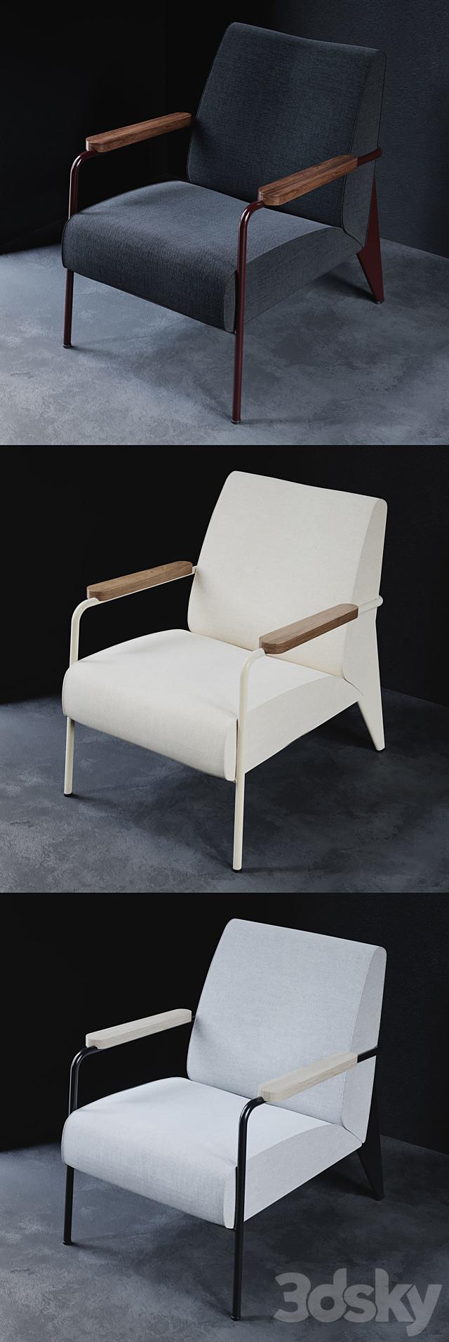 Vitra Chair Fauteuil de Salon