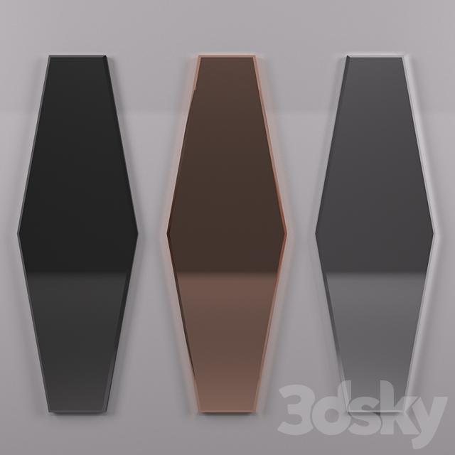 3d Models Mirror Aurelie Mirrors