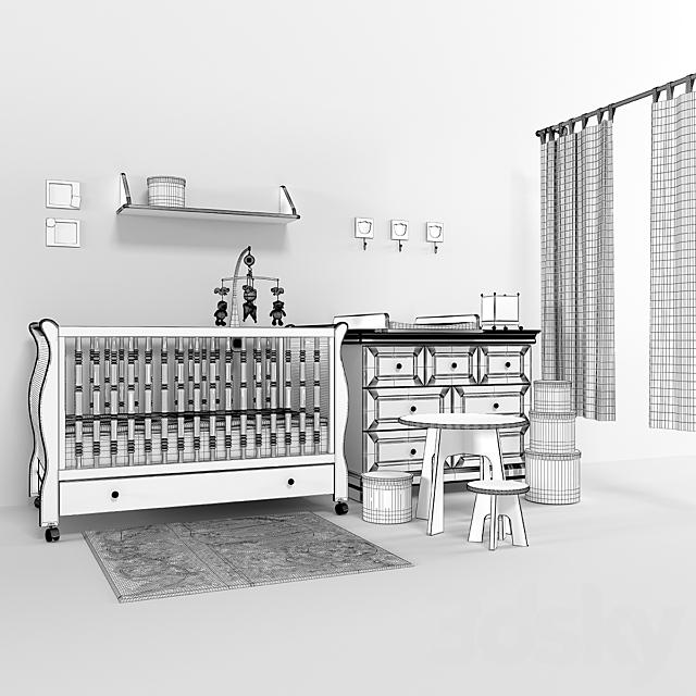 Baby room - SAUTHON Lazare