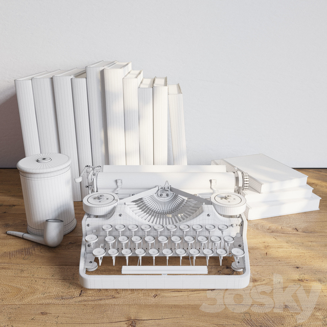 Decorative set Underwood