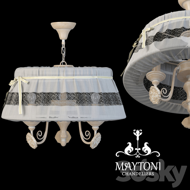 Chandelier Maytoni ARM555-03-W