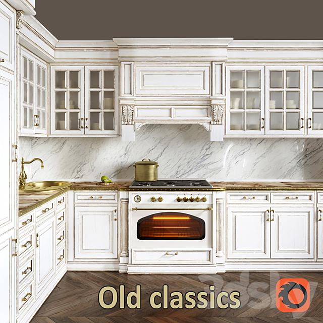 Old kitchen classics b19