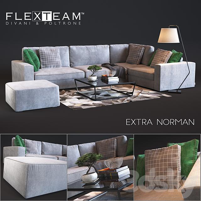 Flexteam Extra - Norman