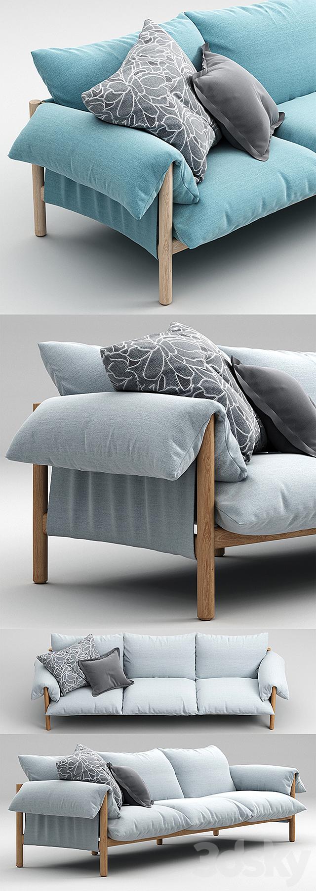 Wilfred, sofa
