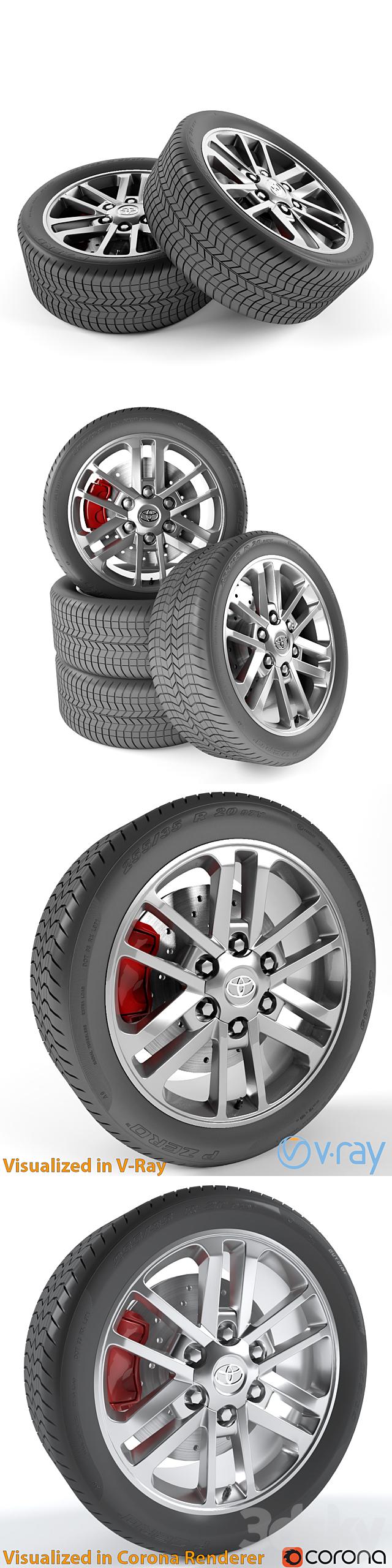 Toyota Hilux Wheel