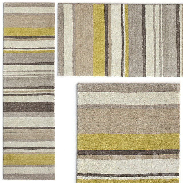 John Lewis Country Florence Stripe Rug