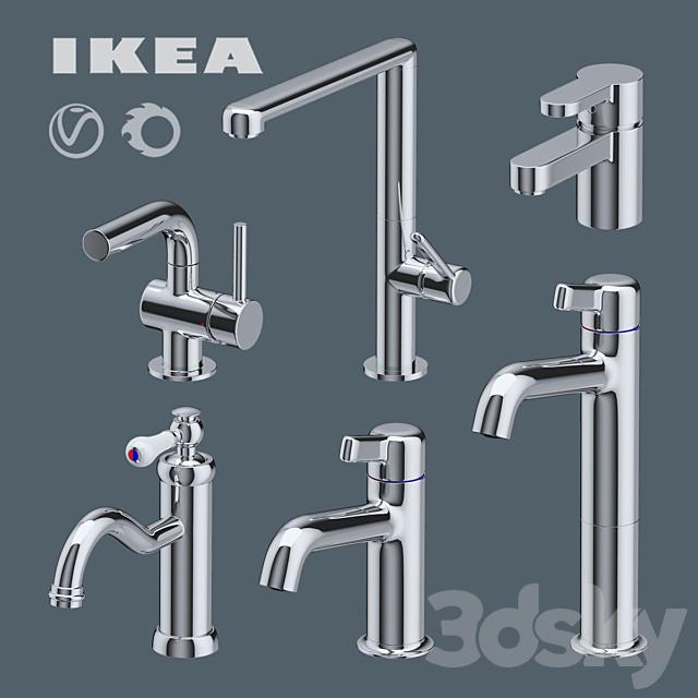 3d Models Faucet Bathroom Faucets Ikea, Ikea Faucets Bathroom