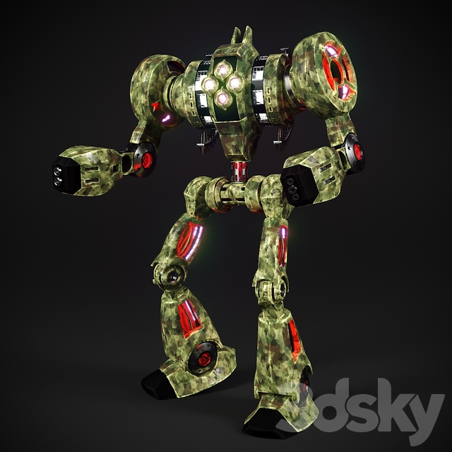 Robot M34