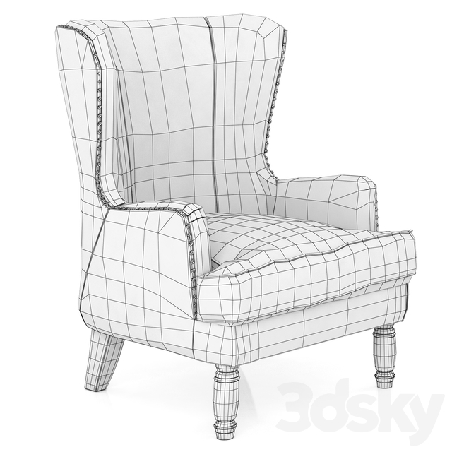 Dantone Home Chantilly Armchair