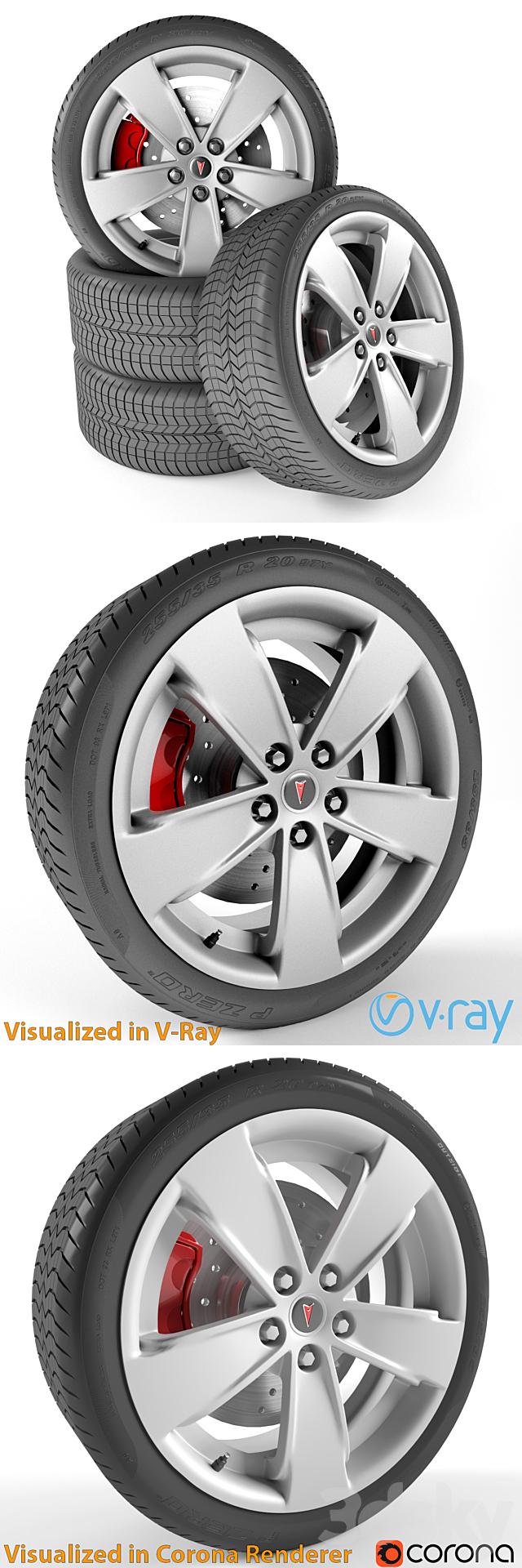 Pontiac Gto Wheel