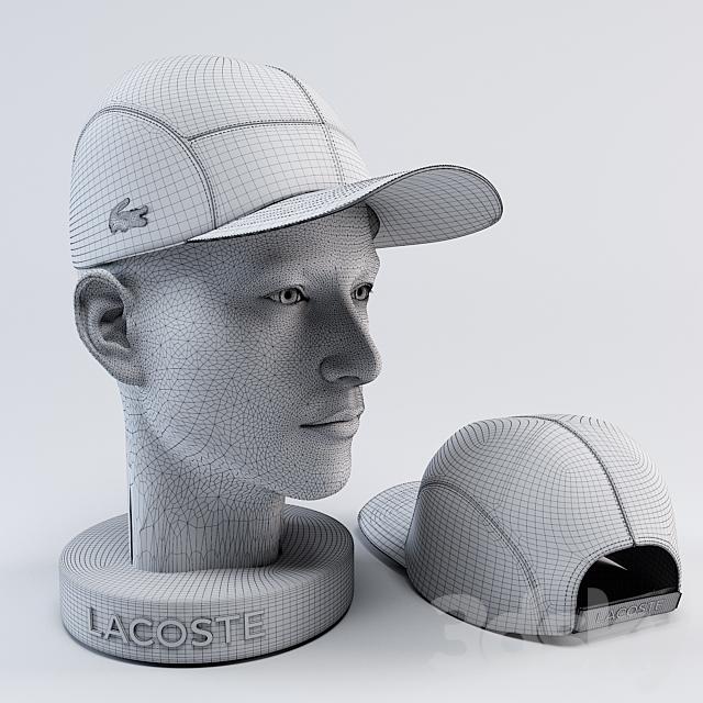 LACOSTE man cap