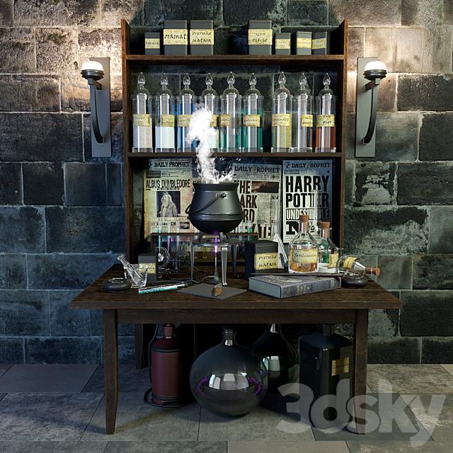 Harry Potter Potions Set
