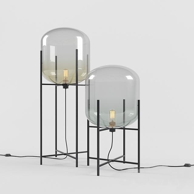 Designer_Floor_Lamp_by_CCD